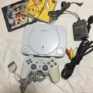ps one☆本体(ソフト付き)