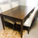 ニトリ ダイニングテーブルセット LC050601