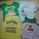 BOYS  クレードスコープ他 Tシャツ&タンクトップ 80~90...