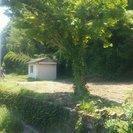 志摩桜井 ホタル舞う小川に面する213坪の平坦地 建築可