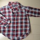 baby GAP 90センチ 綿シャツ 200円