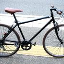 商談中26インチ クロスバイク タイヤ太め