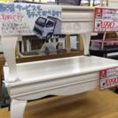 新品!アンティーク調 木製テーブル