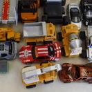 中古 車のおもちゃ複数