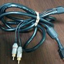 PS1~PS3まで使えるS端子接続ケーブルです。