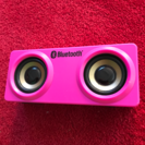 Bluetooth スピーカー(^-^)