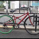 ★リサイクル(再生)自転車・中古自転車・27インチ・シティ・外装6...