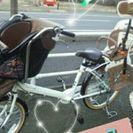 3人乗り自転車🚲