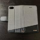 美品!iPhone7 手帳型ケース...