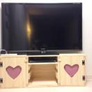 カントリー風テレビボード