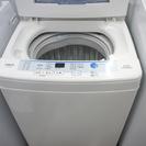 未使用 展示品 アクア 全自動洗濯機 AQW-S60E 2016年...