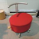 赤色 チェア 椅子 レッド