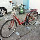 【決定】ありがとうございました。電動アシスト自転車 35,000円