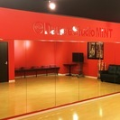 Dance studio MINT...