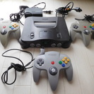 任天堂  Nintendo64 ニンテンドー64  NUS-001...