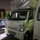 スズキキャリィ軽貨物/幌車/アルミパネル車/仕事 - スズキ