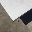 業務用テーブル白 ❷