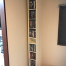 DVDやBlu-ray棚
