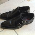 交渉中   ビジネスシューズ  革靴  26センチ