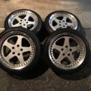 STERN 17インチタイヤホイール GTRサイズ