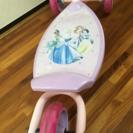 (商談中)プリンセスキックボード♡ - おもちゃ