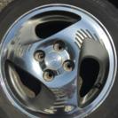 アルミ・タイヤ4本セット − 北海道