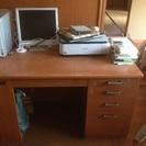 中古の学習机