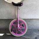 一輪車 17インチ ジャンク品