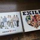 【美品・初回限定版】EXILE - LOVE(1CD+2DVD)