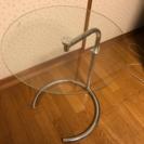 サイドテーブル ガラステーブル