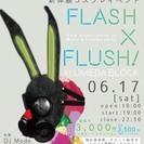 FLASH×FLUSH!01