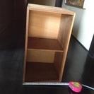 ★商談中★【材料費のみ】大工さんの作った超コンパクトな木製の棚 2...