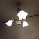 アンティーク風 電灯 中古 値下げしました