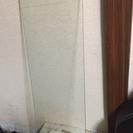 強化ガラス棚板(30㎝×90㎝)&(30㎝×120㎝)中古