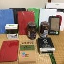 【訳あり品】iPad ケース、保護フィルム、車載ホルダー
