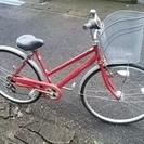 6段変速の普通の自転車です。