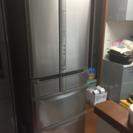 HITACHI ノンフロン冷凍冷蔵庫 R-SF50YM