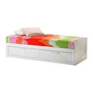 【きなこ様仮予約】IKEA★ベッド 収納つき