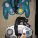 【商談中】ゲームキューブコントローラー2個