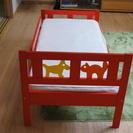 イケアのベッド 子供用 Ikea