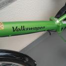 折りたたみ自転車ー新品同様