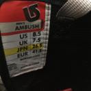 11-12 BURTON AMBUSH 26.5cm