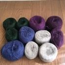 糸まとめてお譲りします⑥(織物、毛糸、手芸など)