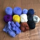 糸まとめてお譲りします⑧(織物、毛糸、手芸など)
