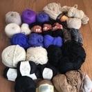糸まとめてお譲りします⑬(織物、毛糸、手芸など)