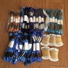 糸まとめてお譲りします⑮(織物、毛糸、手芸など)
