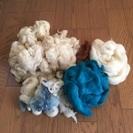 糸まとめてお譲りします⑳(織物、毛糸、手芸など)