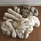 糸まとめてお譲りします㉓(織物、毛糸、手芸など)