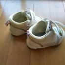 キャロット★子供用靴 12.5cm