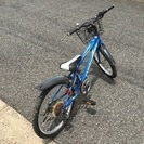 20インチ 変速機付き子供用自転車 手渡しのみ